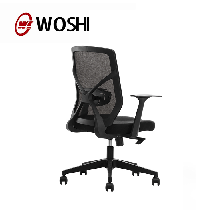 Outstanding Newest Hot Sale Cheap Mesh Office Chair With Pp Fixed Arms Buy Adjustable Black Stable Quality Product On Alibaba Com Ocoug Best Dining Table And Chair Ideas Images Ocougorg