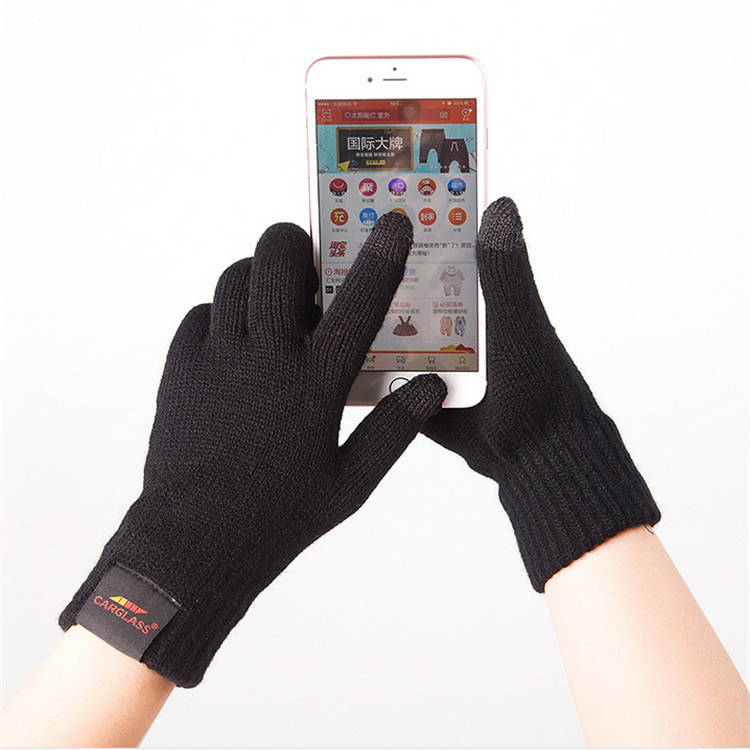 Unisex Adults Winter Warm Smartphone Touch Screen Magic Gloves For iPhone Tablet