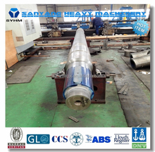 Forged Steel Tail Shaft/ Propeller Shaft / Marine Shaft