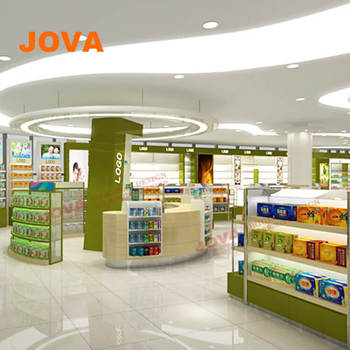 Medical Store Furniture Counter Interior Design Wood Showcase Designs For  Medical Store Decoration - Buy Medical Store Counter Design,Medical Store  ...