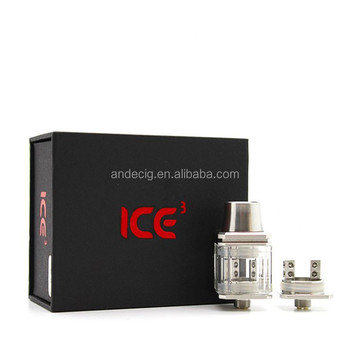 Pure Clear Color&heat Resistant Ice Cube Rda/ice 3 Cube Rda/wotofo Ice V3  Cube Rda - Buy Ice Cube Rda,Ice 3 Cube Rda,Wotofo Ice V3 Cube Rda Product  on