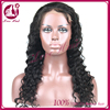 China export top 7 braided human hair wigs deep wave grey human hair wigs