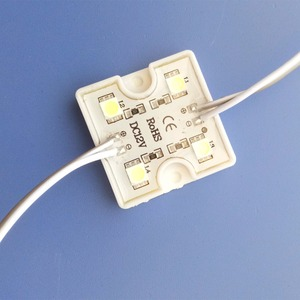 Samsung SMD 5050 led injection module for storefront marquee light