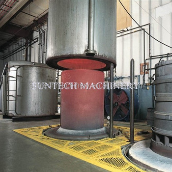 Batch Annealing Furnace Bell Type For Steel Wire And