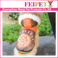 Super quality warming winter dog coat