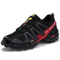39-48 outdoor man shoes hiking shoes vi bram Solomon hot style hiking shoes climbing