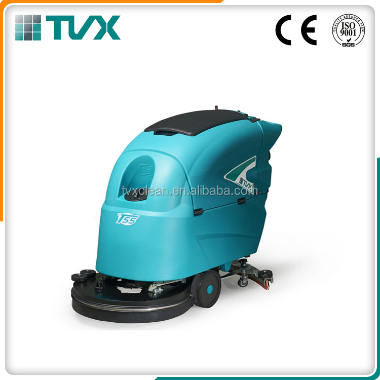 Custom made factory auto floor mechanical sweeper with competitive price