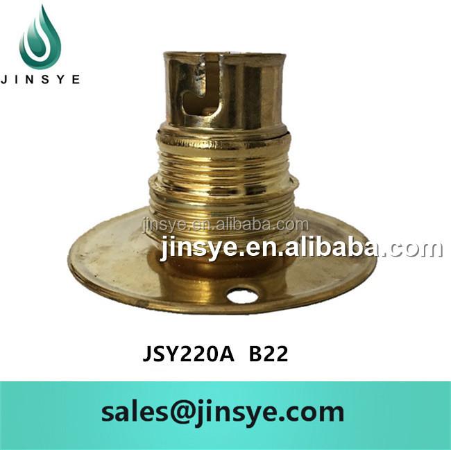 Batten B-22/b22 Brass Lamp Holder