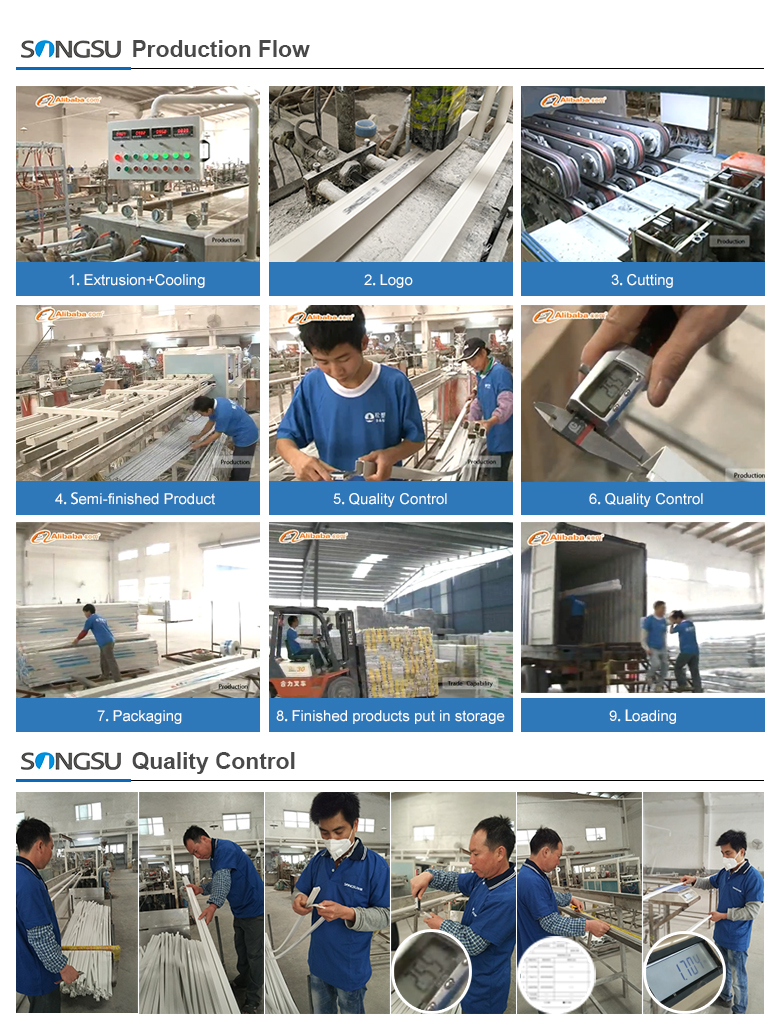 Factory wholesale low price new style electric wire conduit size bending pvc conduit singapore product