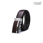 4.0cm width high end leather mexican belt for men