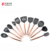amazon trenging 2019 wholesale nonstick silicone stainless steel  cooking tools 11pcs kitchen utensil cooking ware set