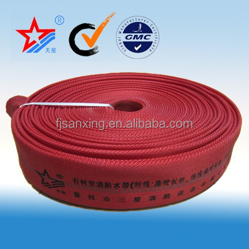 Canvas Pipe,Canvas Hose Pipe,Fire Hose Reel Specification