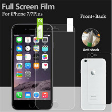Full Screen Coverage Protector Front+Back Soft TPU Silicon Explosion-proof Screen Guard Film Protectors for iPhone 6S