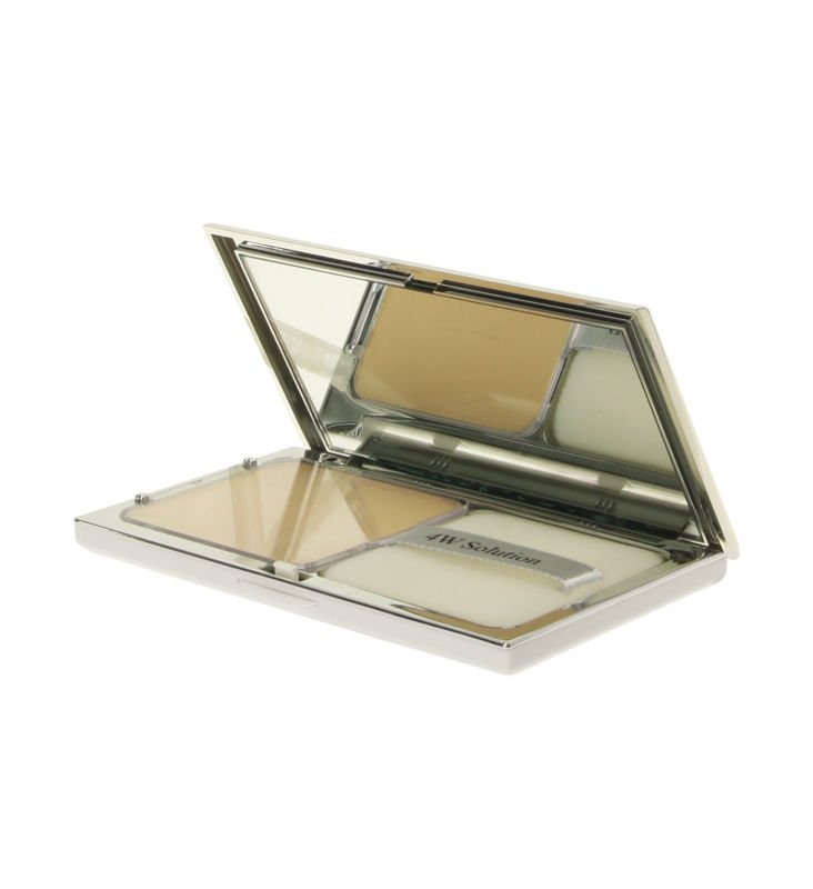Compact foundation powder pack korean cosmetics