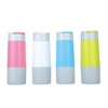 double wall bpa free glass mega sports bottle carrier
