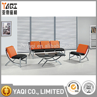 China Manufactured 1+1+3 Comfortable Office Sofa Design