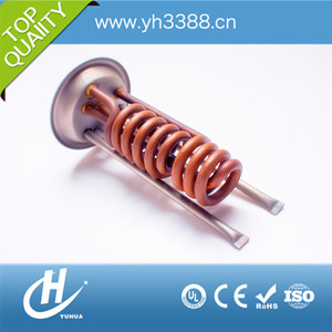 ZT003 YH red copper tube heating element