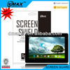 Tablet pc anti fingerprint clear matte screen protector for Asus memopad smqrt 10 oem/odm(Anti-Glare)