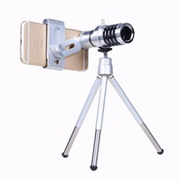 HD 18X telescope telephoto mobile camera lens, mobile phone camera lens for iphone, ipad, all smart cell phone