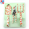 Personalized decorative gardening tools printed floral hand tool for women