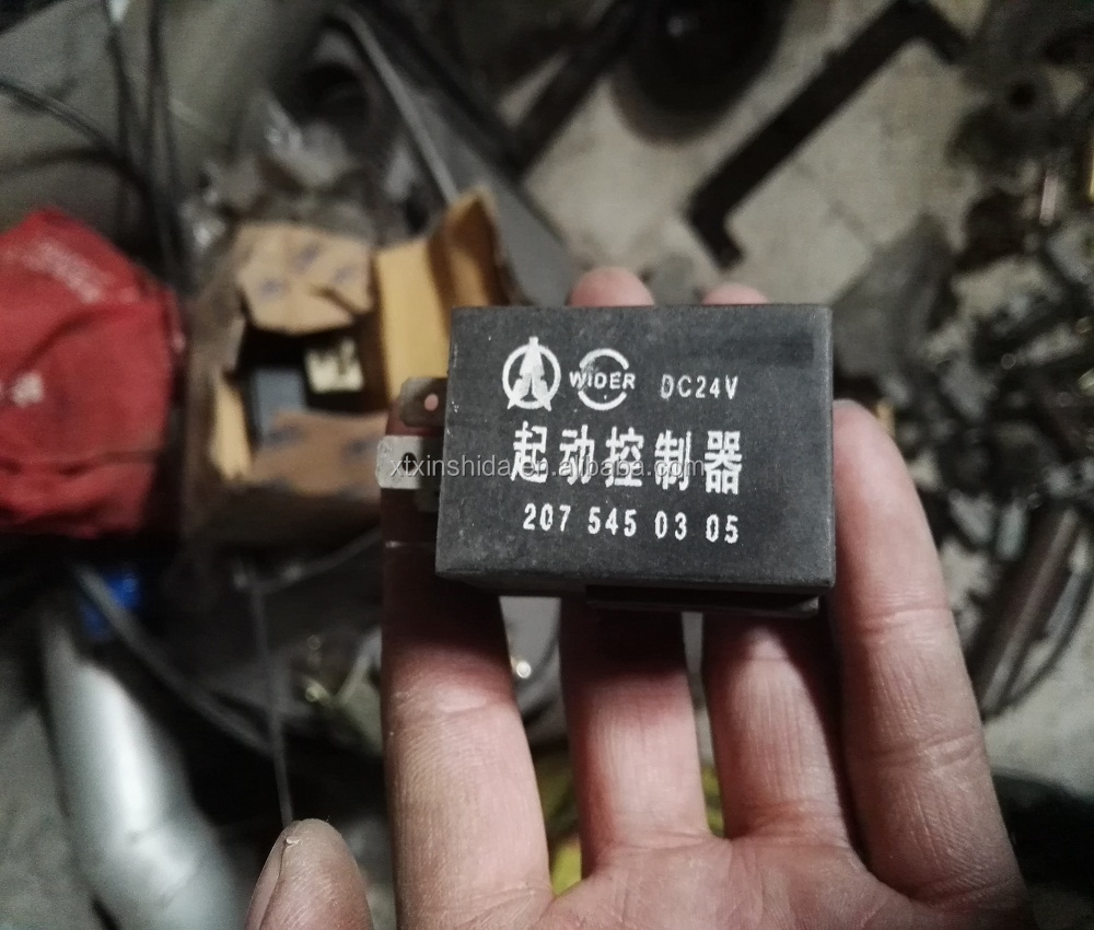 truck spare parts starting controller truck electronics for sale
