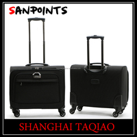 sanpoints 4 wheels cabin case trolley suitcase carry on luggage