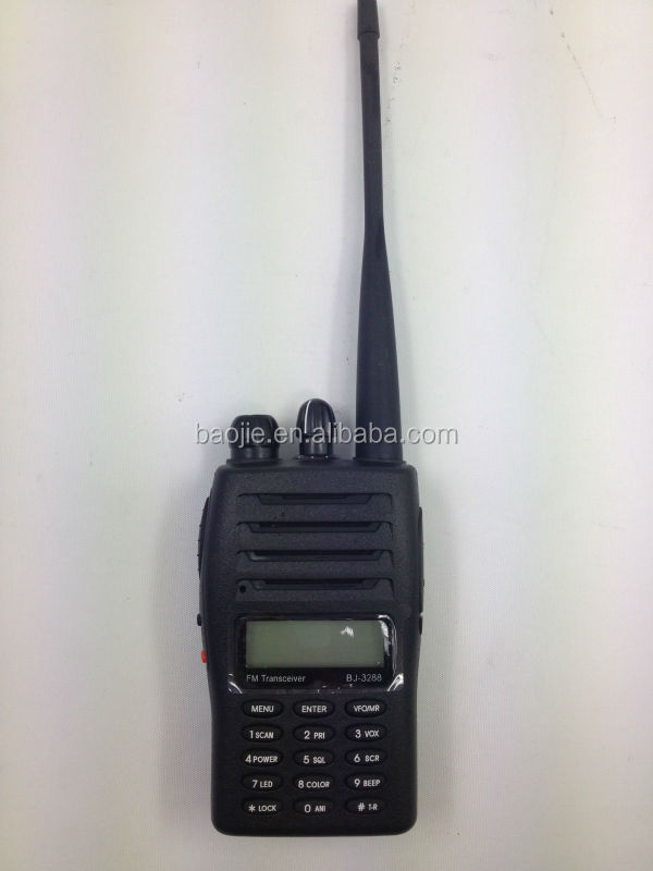 chinese shop online professional walkie talkie BJ-3288 powerful single band radio