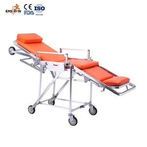 Used ambulance equipment gurney for sale stretcher trolley