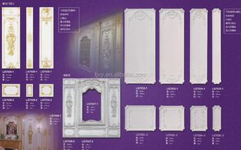 Pu Stereo Combi Wall Panel Mouldings,Polyurethane Foam,Exterior ...