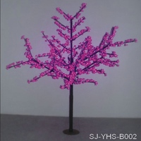2014 Hot sale Cherry tree thanksgiving festival decorative Cherry tree led lights