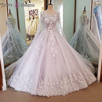 Ls0005 Prom Dress With Detachable Skirt Pattern Organza Evening ...