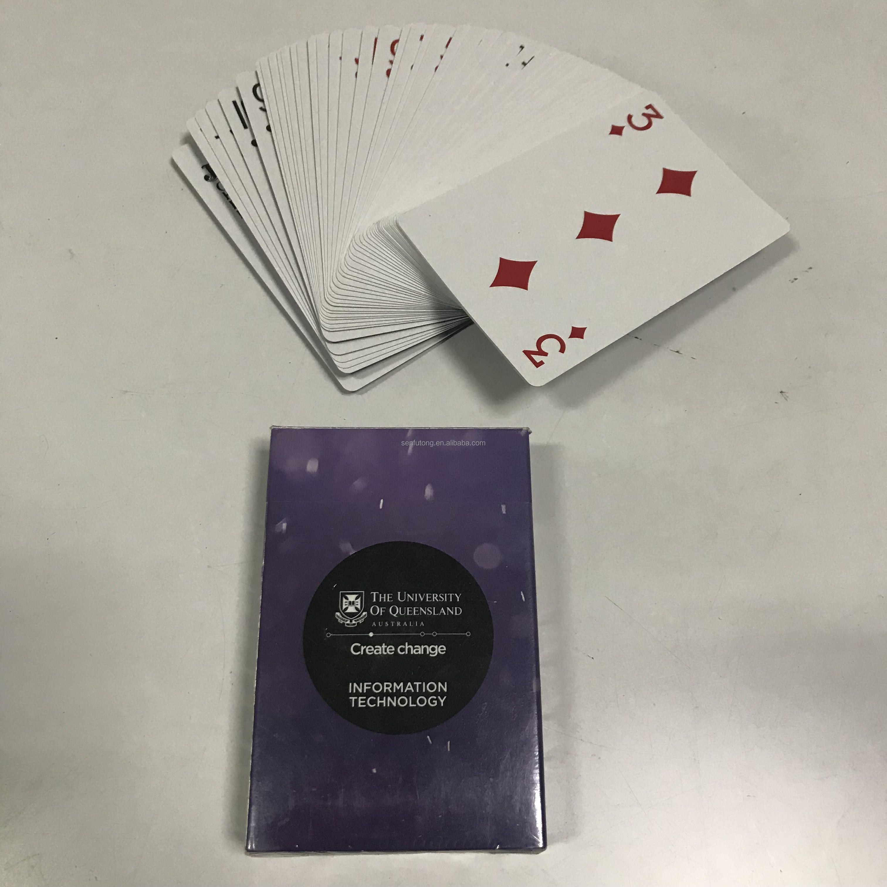 Custom playing card professional playing card