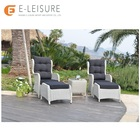 Leisure life Rattan Outdoor Furniture Garden chair set