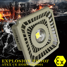 Hot selling china professional supplier ccc ce rohs approved explosion proof fluorescent light with low price