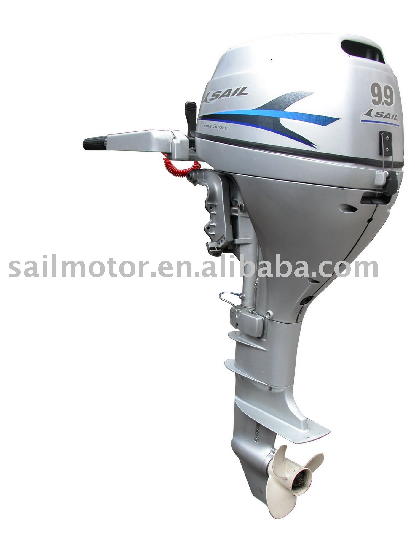 4-stroke 9 9hp Outboard Motor With Electric Start - Sail Manufacturer - Buy  Outboard Motor,Outboard Engine,Motor Product on Alibaba com