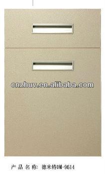 Acrylic Mdf Board Kitchen Cabinet Roller Shutter Doors - Buy ...