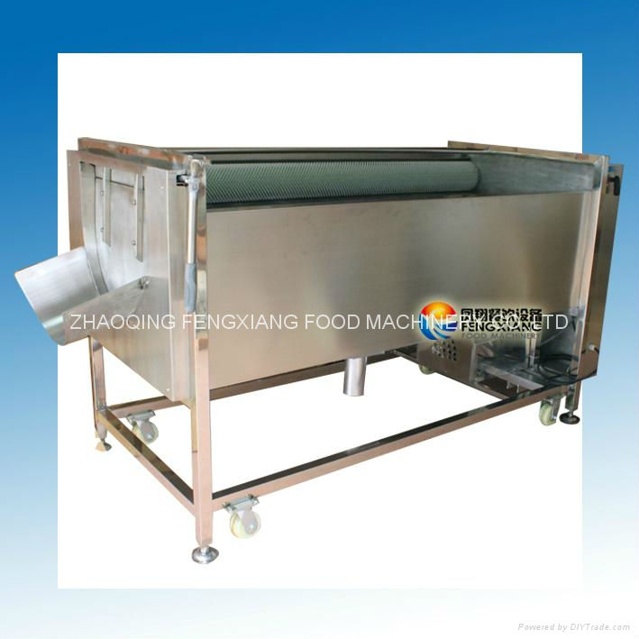 MSTP-1000 Industrial Vegetable Fruit Washing Peeling Machine Equipment