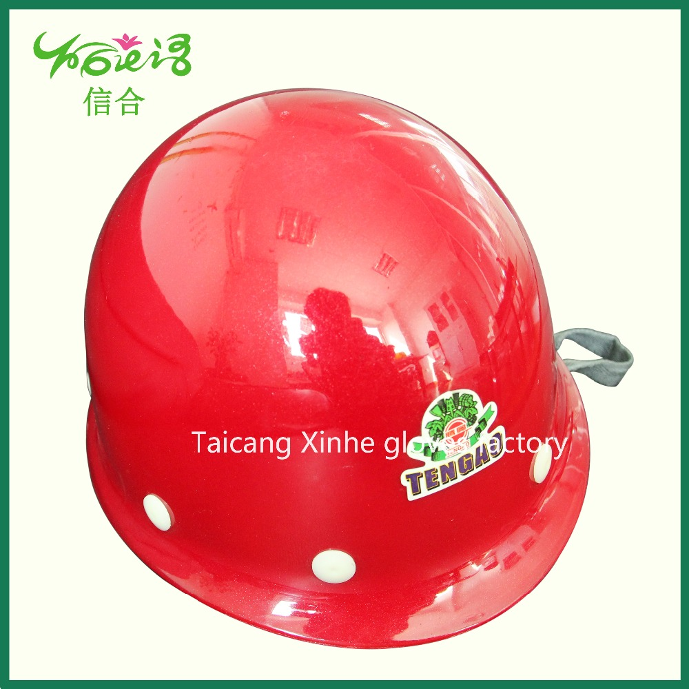 Glass reinforced plastic safety cap, Glass reinforced plastic safety helmet