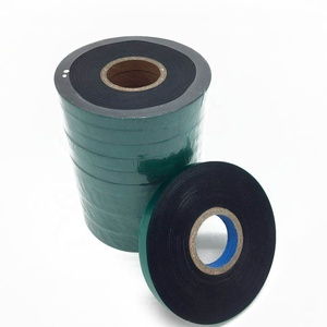 plant tie tape green vegetables tape stretch fabric tape