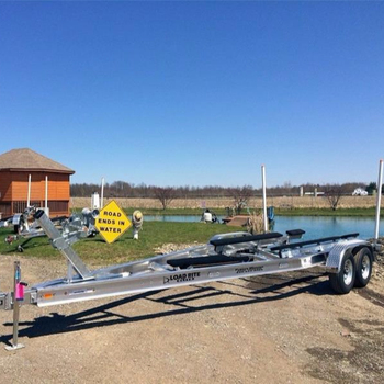 Galvanized Boat Transport Trailer Manufacturer Buy Aluminum Boat Trailers Aluminum Boat Trailers For Sale Aluminum Boat Trailer Manufacturer Product