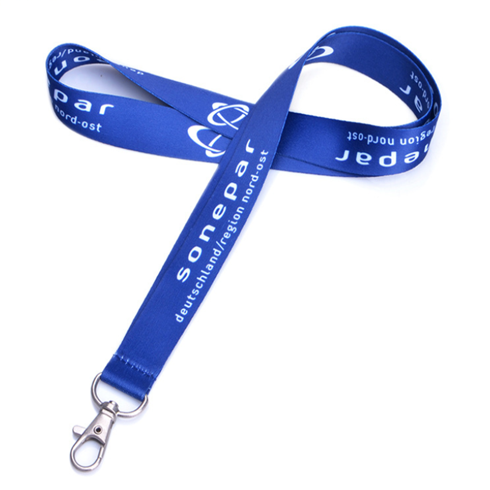 metal band vograce colorful neck lanyard