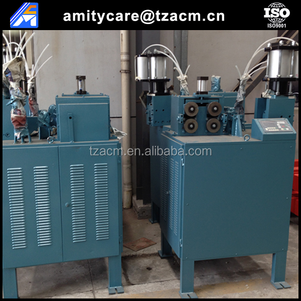 PC bar steel bar cutting machine for concrete pole production line