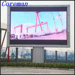 Best price light weight china lcd tv price in india p10 led wall rental p10 p12 p16 p20 dip