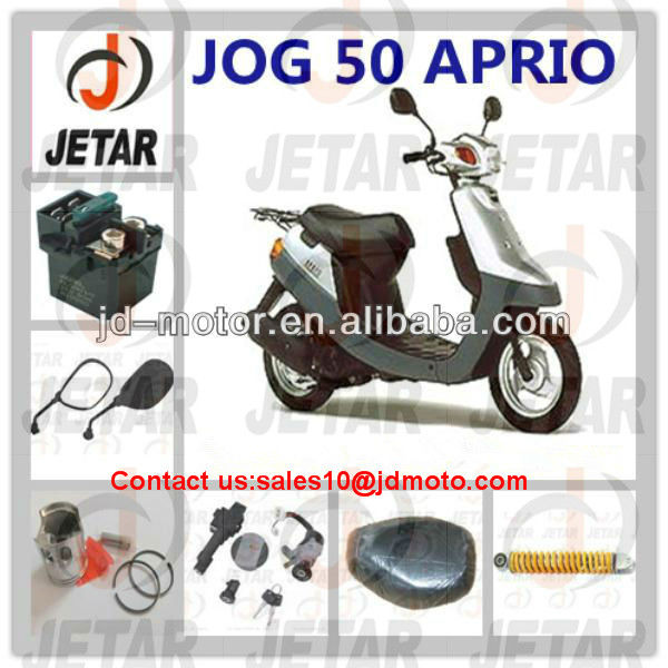 JOG 50 APRIO scooter plastic body parts