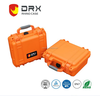 IP67 Waterproof plastic equipment anti-dust flight case with foam insert