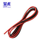 8 AWG Gauge Stranded coated Copper Heat resistant High Temperature Silicone Rubber Jacket Test Lead Super Flexible Cable Wire