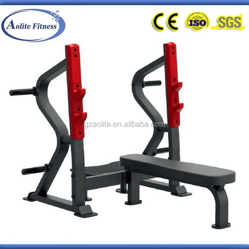 commercial gym equipment bench press weight machine