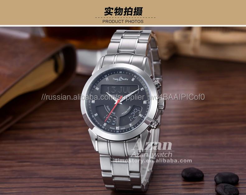 купить титановый браслет на мужские часы