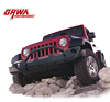 In Stock GRWA High Quality And Cheap Front Bumper Lip For Jeep Wrangler JK 07+