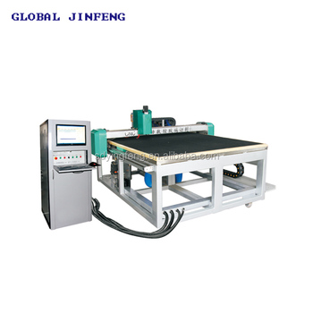 JFC-5033 Automatic irregular shaped glass cutting machine with CE
